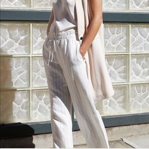 Club Monaco Vidorus Pants in white sz 00